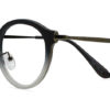 Black Round Glasses 200436 6