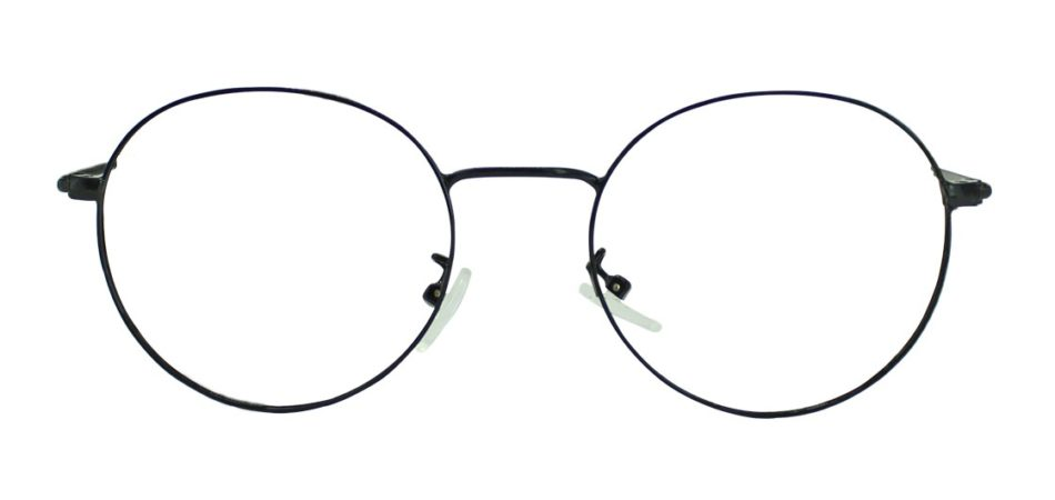 Black Round Glasses 191129 3