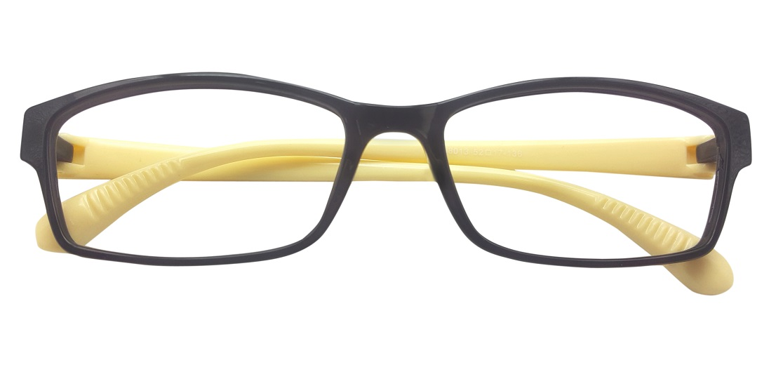 Black Rectangle Glasses 251124 1