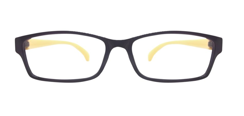 Black Rectangle Glasses 251124 3