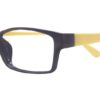 Black Rectangle Glasses 251124 6