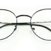 Black Round Glasses 191129 5
