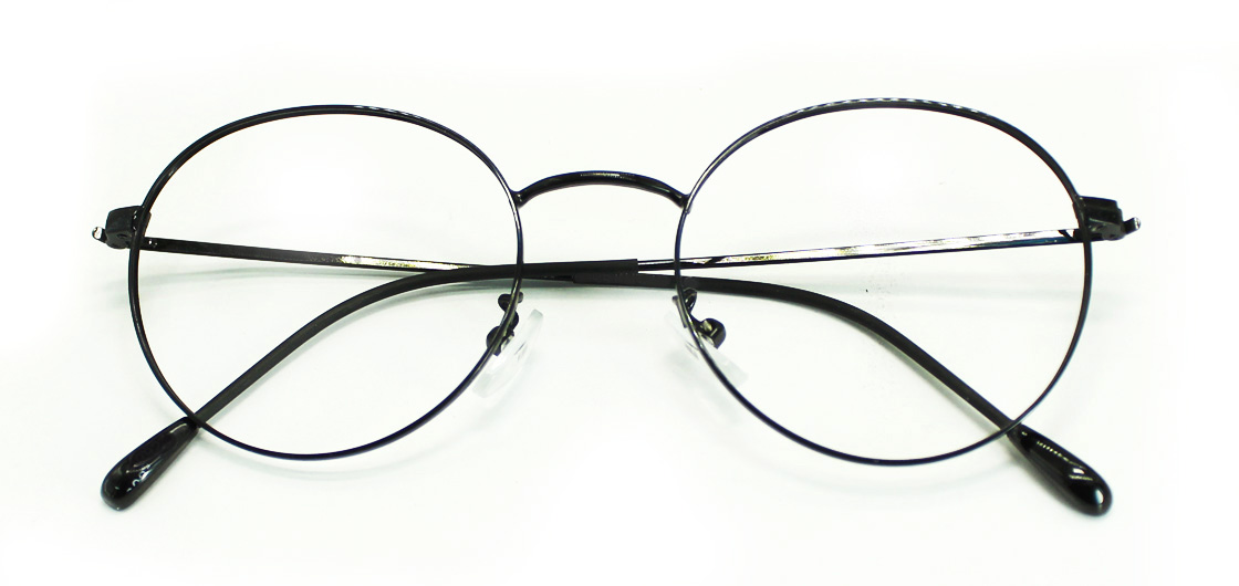 Black Round Glasses 191129 1