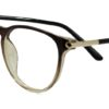 Brown Round Glasses Sf 984 6