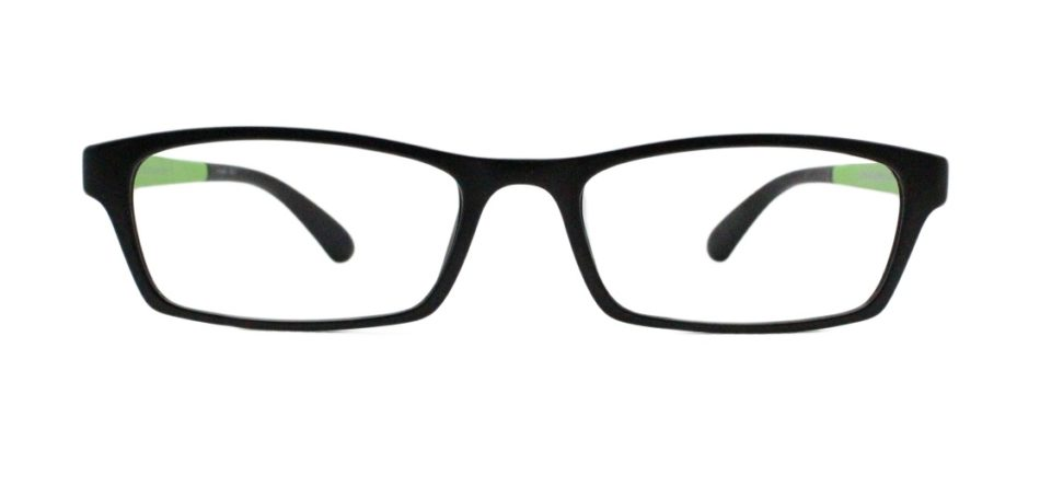 Black Rectangle Glasses 111413 3