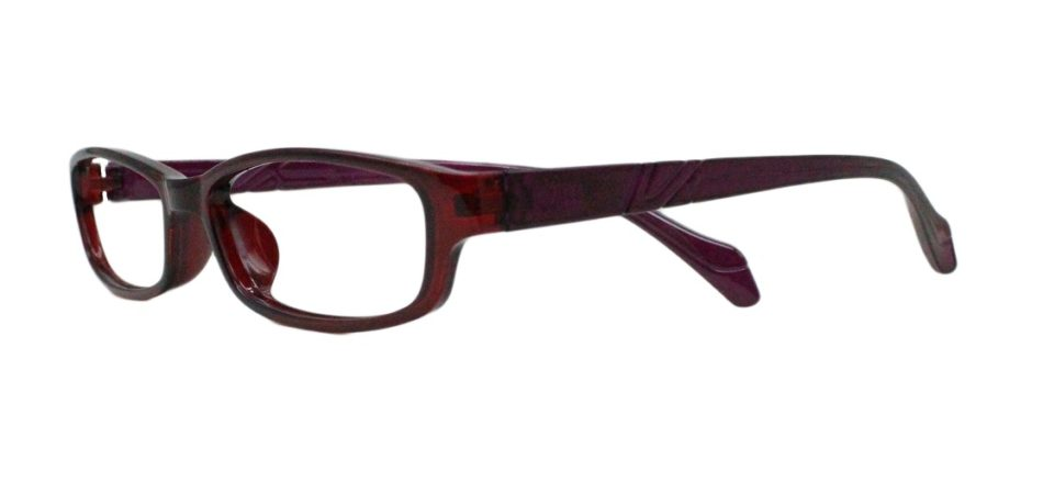 Red Rectangle Glasses 281123 2