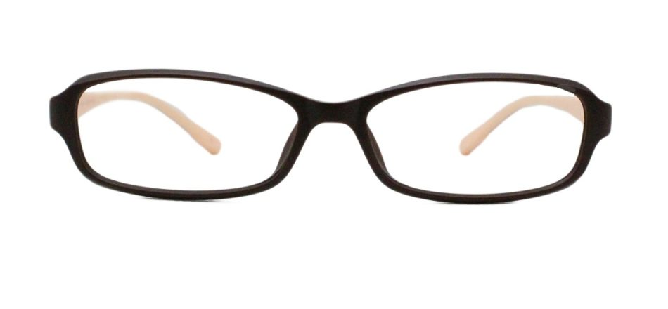 Brown Rectangle Glasses 111414 3