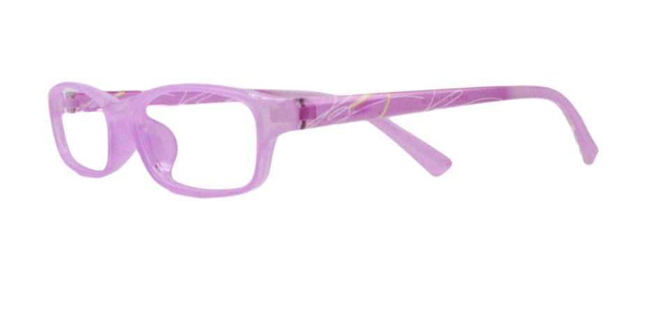 Pink Rectangle Glasses 251129 2