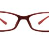 Red Rectangle Glasses 111414 7