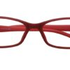 Red Rectangle Glasses 111414 5