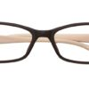 Brown Rectangle Glasses 111414 5