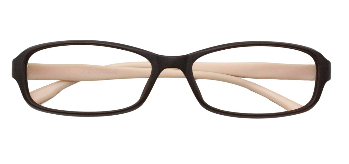 Brown Rectangle Glasses 111414 1