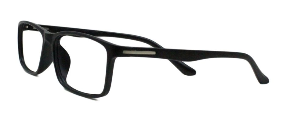 Black Rectangle Glasses Ever 131126 2
