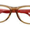 Red  Square Kids Glasses 270128 5