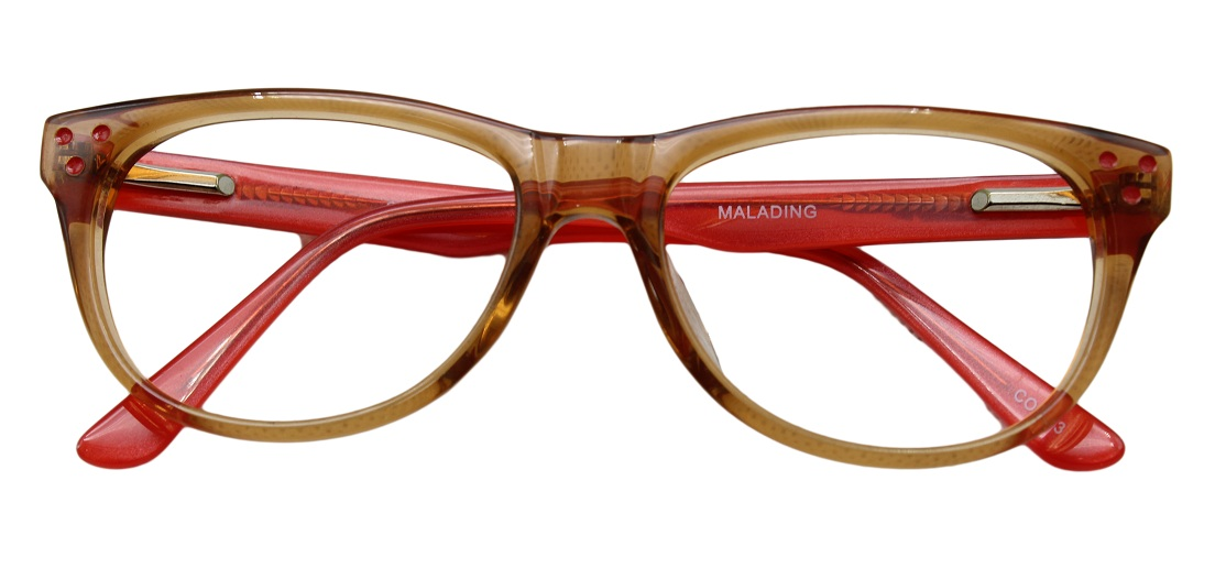 Red  Square Kids Glasses 270128 1