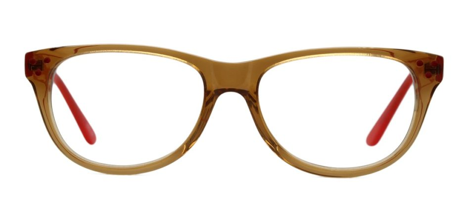 Red  Square Kids Glasses 270128 3