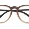 Brown Round Glasses Sf 984 5