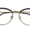 Silver Browline Glasses Sf 9856 5